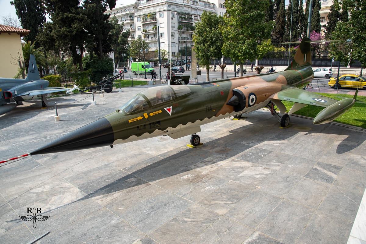 2019 Musée de la Guerre Athènes (GR)