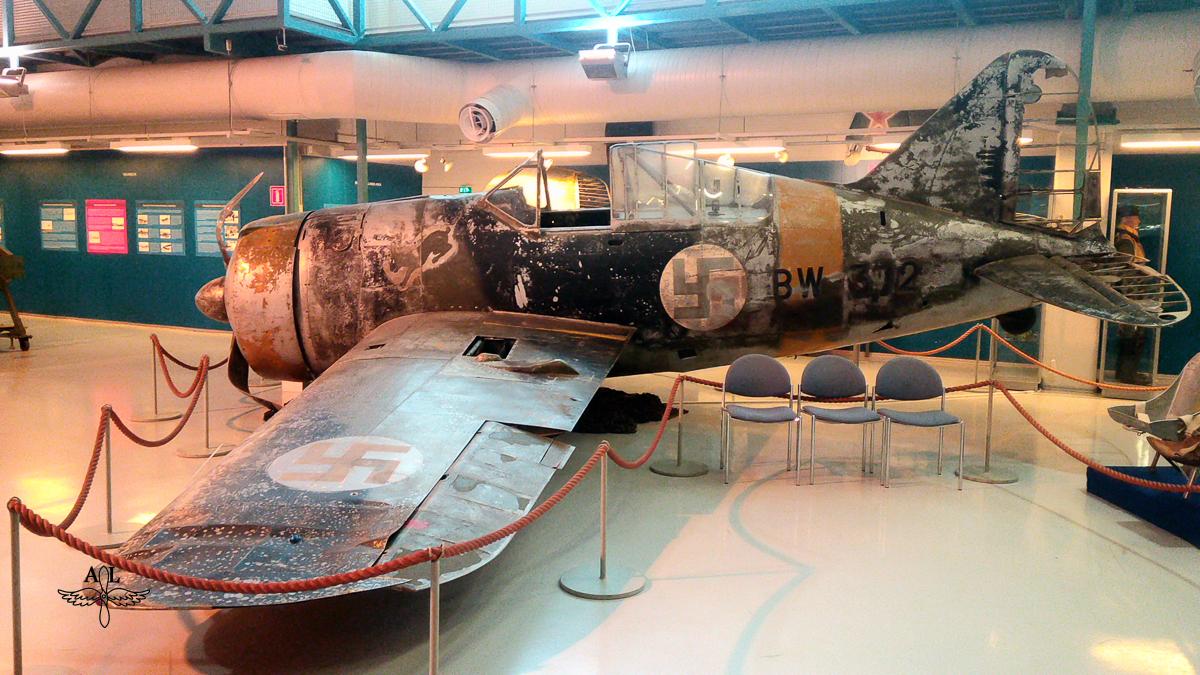 2020 Musée de l'Aviation de Finlande (FI)