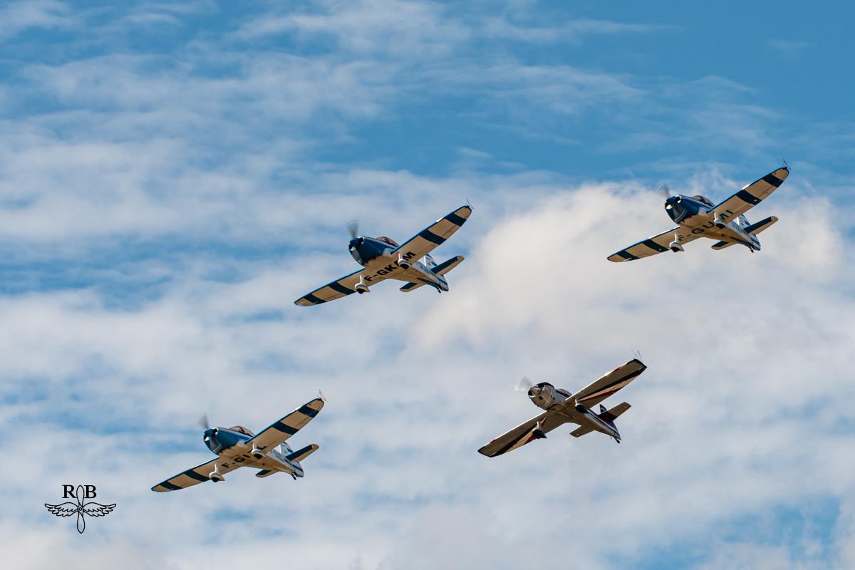 2020 Fly-in Mauboussin (FR)