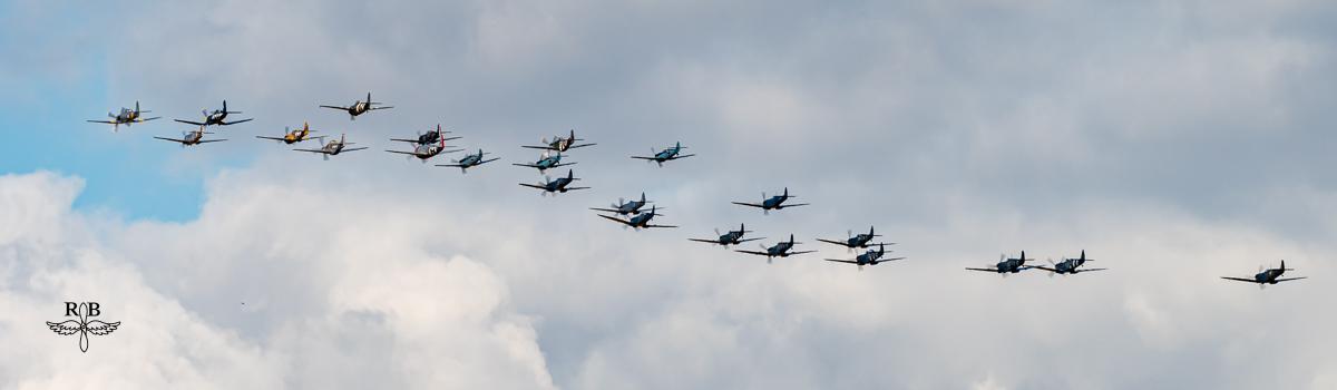 2019 Flying Legends (GB)
